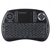 ipazzport iPazzPort mini Bluetooth keyboard KP-810-21BTL(Backlit) Воздушная мышь Беспроводной 2,4 ГГц Bluetooth 4.0