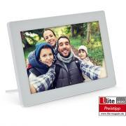"InLine WiFRAME цифровая фоторамка Белый 25,6 cm (10.1"") Сенсорный экран Wi-Fi 55821W"