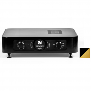 Ламповый усилитель Trafomatic Audio Reference Line One (black/gold finish)
