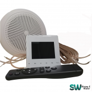 Комплект акустической системы встраиваемый SW 1 White Standart (одна колонка)