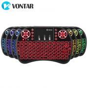 Беспроводная клавиатура с подстветкой Vontar i8