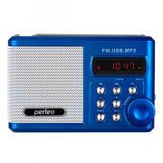 Радиоприёмник Perfeo Sound Ranger SV922, синий