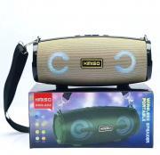 KIMISO KMS-222 Портативная колонка Bluetooth, AUX, USB, TF, FM