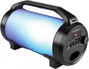 SUPRA Аудиомагнитола BTS-655 черный 15Вт / MP3 / FM (dig) / USB / BT / microSD