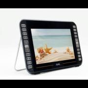 Портативный DVD плеер с цифровым тюнером DVB-T2 11 LS-105Т (Черный)