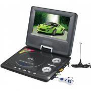 """Портативный DVD плеер XPX EA-9066 с TV тюнером 9,8"""""""