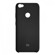 Силиконовый чехол Silky and Soft-Touch Xiaomi Mi A1/Mi5X (Black)