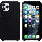 Чехол для Apple iPhone 11 Pro Brosco Softrubber\Soft-touch черный