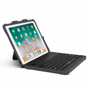 Чехол-Клавиатура WIWU MKB-301 MFI Armor Key Board для iPad 9.7 (Черный)