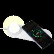 Беспроводная зарядка + ночник Xiaomi Yeelight Wireless Charging Night Light