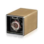 Бокс для хранения и подзавода 1-х часов (золото) Vicstar SA-1301-Gold