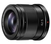 Объектив PANASONIC Lumix 42.5mm f/1.7 G Asph. Power O.I.S. (H-HS043E-K)