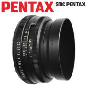 Объектив Pentax SMC FA 43mm f/1.9 Limited