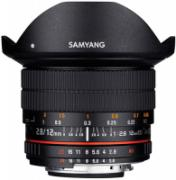 Объектив Samyang 12mm f/2.8 ED AS NCS Fish-eye Fujifilm X