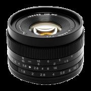 Объектив 7Artisans 50mm F1.8 Sony (E Mount) Чёрный