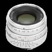 Объектив 7Artisans 35mm F2.0 Leica M Mount Серебро
