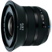 Объектив премиум Carl Zeiss Touit 2.8/12 X для Fujifilm X