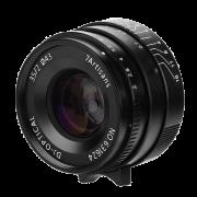 Объектив 7Artisans 35mm F2.0 Leica M Mount Чёрный
