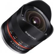 Объектив Samyang MF 8mm f/2.8 AS IF UMC Fish-eye Sony E