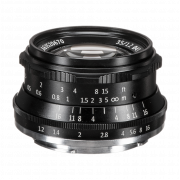 Объектив 7Artisans 35mm F1.2 Sony E Mount Чёрный