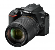 Nikon D3500 Kit AF-S DX 18-140mm f/3.5-5.6G ED VR
