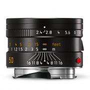 Leica Summarit-M 50mm f/2.4 ASPH Black