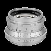 Объектив 7Artisans 35mm F1.2 Sony E Mount Серебро
