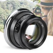 Объектив 7Artisans 35mm F1.2 Nikon Z mount Чёрный A805B