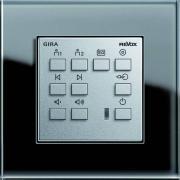 Панели управления мультирум Revox Voxnet wall control 218, colour aluminium