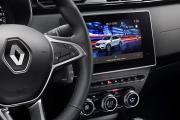 Мультимедиа Renault для Renault ARKANA (Рено Аркана) 2019 -