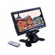 Монитор для камеры заднего вида CX701 Eplutus (Черный)