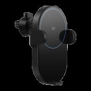 Автодержатель с беспроводной зарядкой Xiaomi Wireless Car Charger 20W