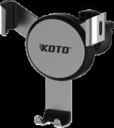 Держатель телефона KOTO KTH113 на вентиляционную решетку гравитационный