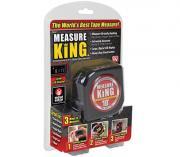 Универсальная рулетка Measure King 3 в 1