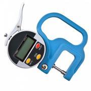 Индикаторный электронный толщиномер griff 0-10 мм, 0.01 мм, l30 мм d141021