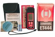 Толщиномер ETRAI ET444 PRO (с комплектом чехлов)