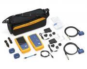 Кабельный анализатор начального уровня Fluke DSX-600-PRO 500МГц/6A (канал и пост. линия, только медь)