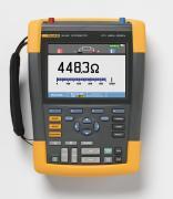 Осциллограф ScopeMeter, 60 МГц, 2 канала плюс ЦММ/внешн.вход (ГОСРЕЕСТР 48993-12)