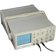 Двухканальный осциллограф мегеон 15022