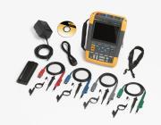 Осциллограф ScopeMeter 190-104 серии II, 100 MHz, 4 канала, шнур Europe (ГОСРЕЕСТР 49049-12)