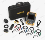 Осциллограф ScopeMeter 190-204 серии II, 200 MHz, 4 канала с комплектом SCC290, шнур Europe