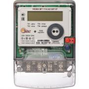 Счетчик электроэнергии тайпит, нева мт 114 as wf1p 5/60/a /wi-fi-модем для передачи данных 6127774
