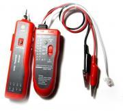 Универсальный кабельный тестер с генератором, индуктивным щупом и LAN тестером (NS 806R)