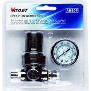 Регулятор давления c манометром на краскопульт voylet ar-802 005-00041