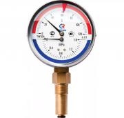 Термоманометр ТМТБ РОСМА Термоманометр ТМТБ-31Р.1 1,0 МПа/120С