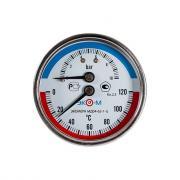 Термоманометр эко-м экомера мд04-63-g-10-ои