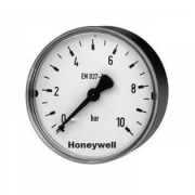 Манометр Honeywell аксиальный (для FK06, D06F), 0-10 бар.