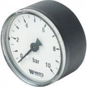 Манометр аксиальный MDA 50 мм (10 бар х 1/4)
