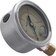 Манометр для электрического опрессовочного насоса 98140м мегеон к0000026435