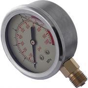 Манометр для электрического опрессовочного насоса 98160м мегеон к0000026440